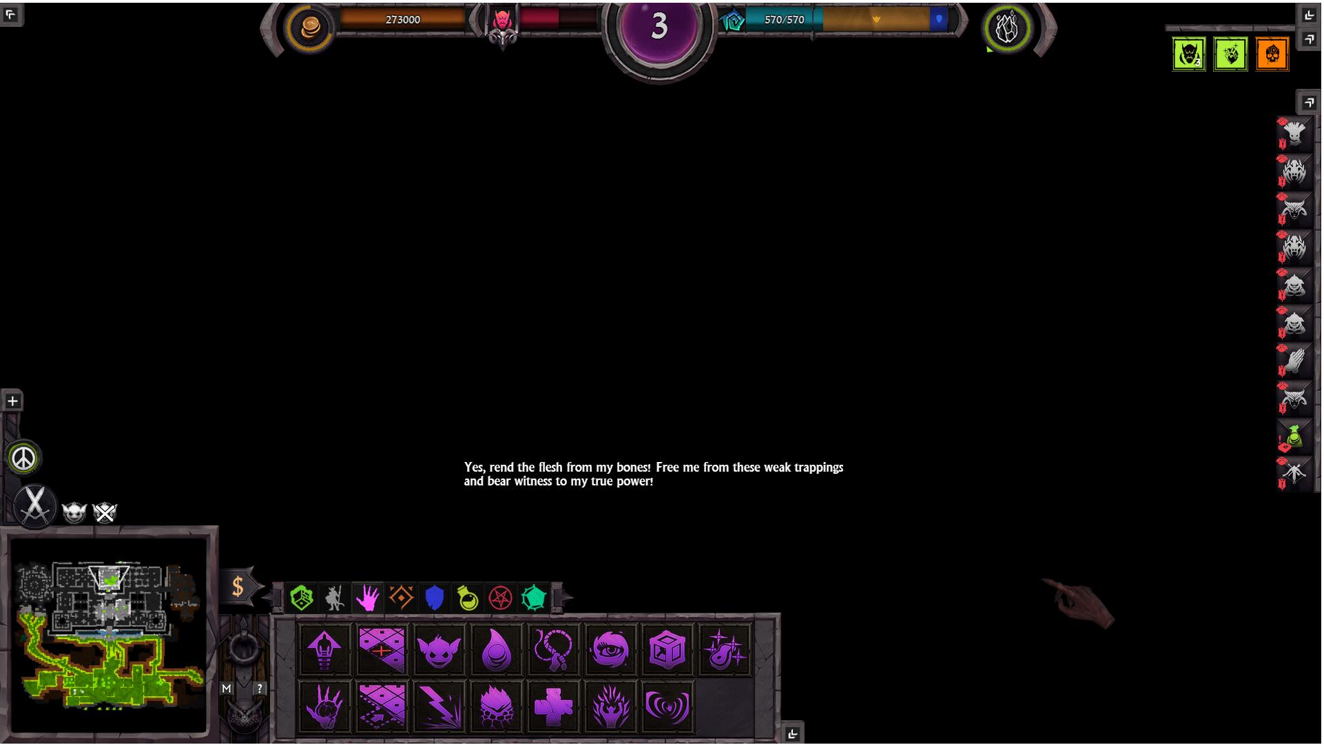 Mission 13 game freeze after killing the emperor  / War for